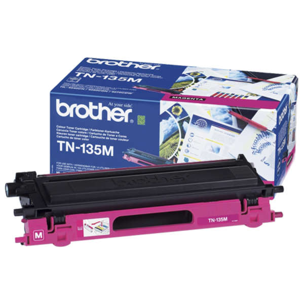Brother TN-135M magenta punainen